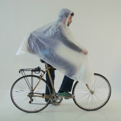 "BIKE CAPE ""NEUTRAL"""